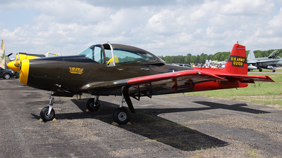 N5203K - Ryan Navion B - Private