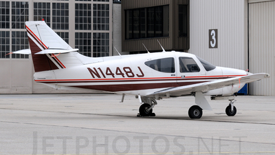 N1448J - Rockwell Commander 112A - Private
