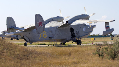 76 - Beriev Be-12 - Russia - Navy