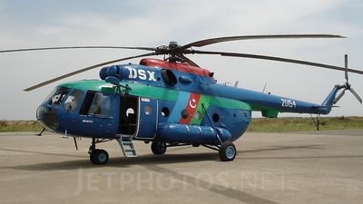 20154 - Mil Mi-17 Hip - Azerbaijan - Government