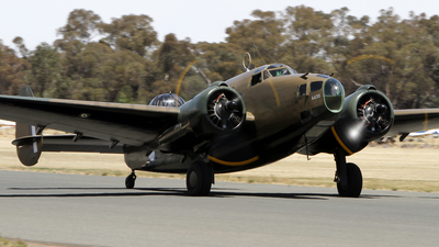 VH-KOY - Lockheed 414 Hudson Mk.IVA - Temora Aviation Museum