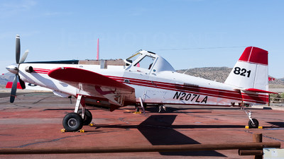 N207LA - Air Tractor AT-802A - Private