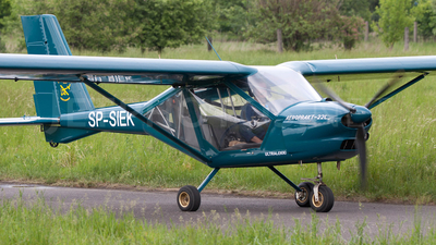 SP-SIEK - Aeroprakt A22L Foxbat - Private