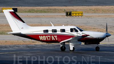 A picture of N917AT - Piper PA46350P Malibu Mirage - [4636462] - © Agustin Anaya