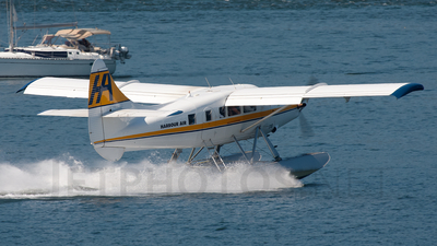 C-FJHA - De Havilland Canada DHC-3T Vazar Turbine Otter - Harbour Air