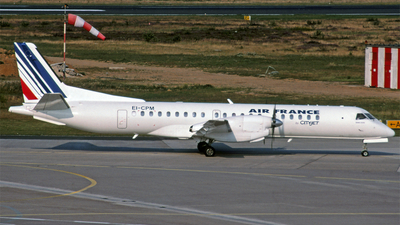 EI-CPM - Saab 2000 - Air France (CityJet)