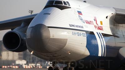 RA-82075 - Antonov An-124-100 Ruslan - Polet Flight