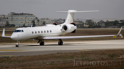 N515PL - Gulfstream G550 - Private