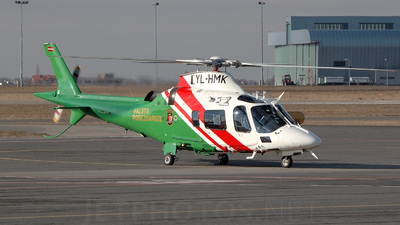 YL-HMK - Agusta A109E Power - Latvia - Border Guard
