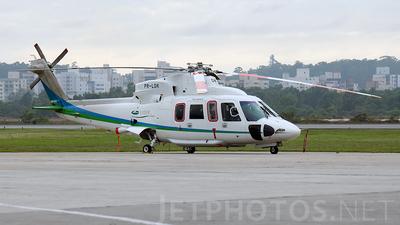 PR-LDK - Sikorsky S-76C - Líder Táxi Aéreo