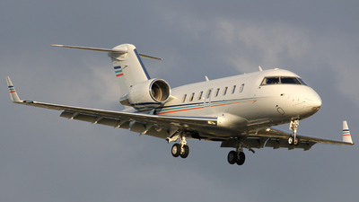 F-HMOB - Bombardier CL-600-2B16 Challenger 605 - Private