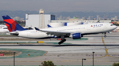 N856NW - Airbus A330-223 - Delta Air Lines