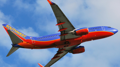 N753SW - Boeing 737-7H4 - Southwest Airlines