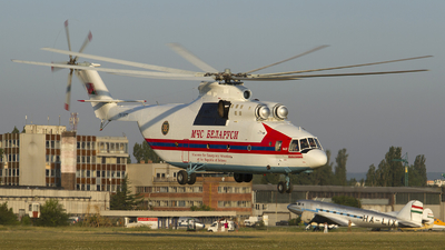 EW-260TF - Mil Mi-26T Halo - Belarus - Ministry for Emergency Situations (MChS)