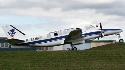 F-BTMA - Beech 99 Airliner - TAT - Touraine Air Transport