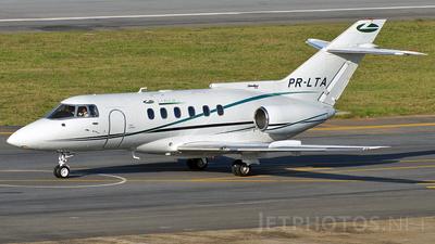 PR-LTA - British Aerospace BAe 125-800B - Líder Táxi Aéreo