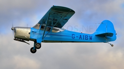G-AIBW - Auster J1N Alpha - Private