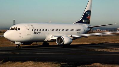 Boeing 737-377 - Ansett.