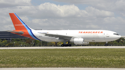 N821SC - Airbus A300B4-203(F) - Transcarga International Airways