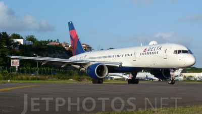 A picture of N628DL - Boeing 757232 - [22918] - © Marseno Bremer
