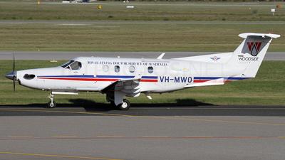VH-MWO - Pilatus PC-12/45 - Royal Flying Doctor Service of Australia (Western Operations)