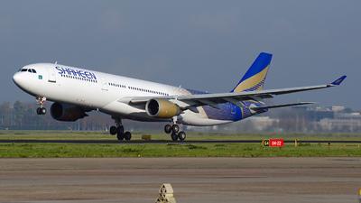 VQ-BEQ - Airbus A330-301 - Shaheen Air International