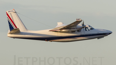 A picture of VHYJL - Aero Commander 500S - [187548] - © Jayden Laing