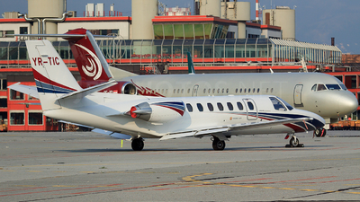 A picture of YRTIC - Cessna 560 Citation V -  - © fede