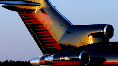 VP-BDJ - Boeing 727-23 - Private
