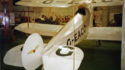 G-EACQ - Avro 534 Baby - Private