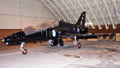 XX169 - British Aerospace Hawk T.1W - United Kingdom - Royal Navy