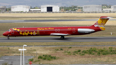 ZS-TRL - McDonnell Douglas MD-83 - 1Time Airline