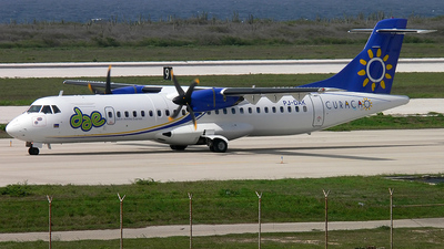 PJ-DAK - ATR 72-212 - Dutch Antilles Express
