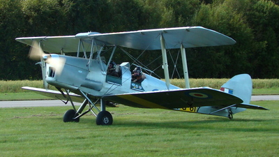 SE-AMI - De Havilland DH-82A Tiger Moth - Private