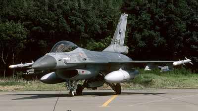 J-868 - General Dynamics F-16AM Fighting Falcon - Netherlands - Royal Air Force