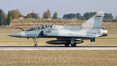 201 - Dassault Mirage 2000-5BG - Greece - Air Force