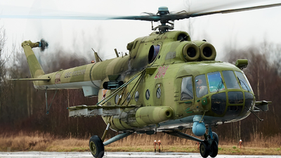 204 - Mil Mi-8MTKO Hip - Russia - Air Force