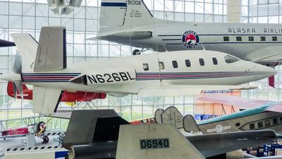 N626BL - Lear Fan 2100 - Private