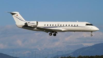 D-AAIJ - Bombardier CL-600-2B19 Challenger 850 - Jet Air
