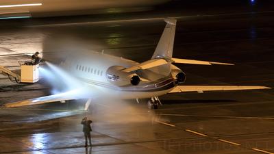 CS-DNP - Dassault Falcon 2000 - NetJets Europe