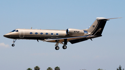 N7UF - Gulfstream G-IV(SP) - Private
