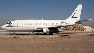 A6-ZYA - Boeing 737-2S2C(Adv) - Dolphin Aviation