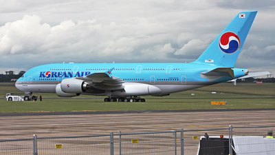 F-WWAZ - Airbus A380-861 - Korean Air