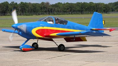 A picture of N822AR - Van's RV6A - [60431] - © Joe Osciak