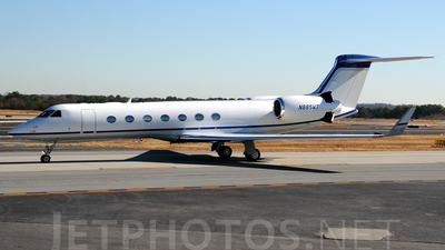 N885WT - Gulfstream G550 - Private