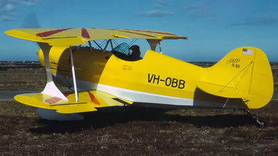 VH-OBB - Pitts S-1D Special - Private