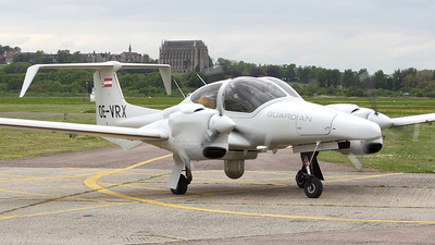 OE-VRX - Diamond DA-42 MPP - Diamond Aircraft Industries