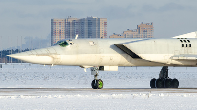 9804 - Tupolev Tu-22M3 Backfire - Russia - Air Force
