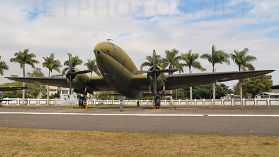 045 - Curtiss C-46 Commando - Taiwan - Air Force