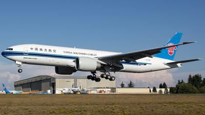 B2042 - Boeing 777-F1B - China Southern Cargo